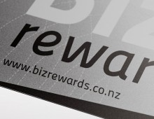 Business Rewards – card