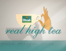 Dilmah – high tea
